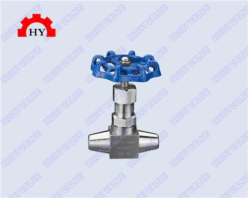 high temperature high pressure globe valve