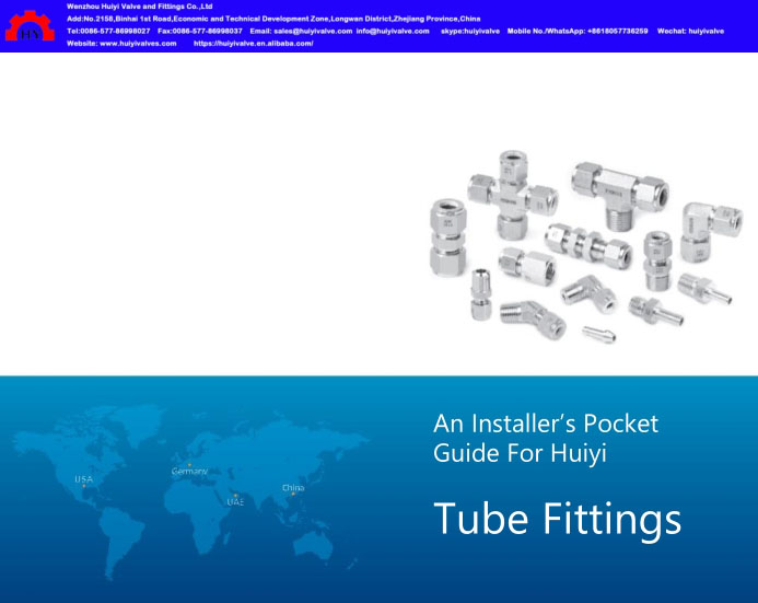 compression fittings - Wenzhou Huiyi Valve and Fittings Co.,Ltd